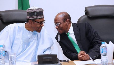 Emefiele speaks on border closure
