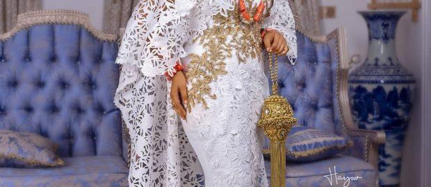 Morenike Naomi Oluwaseyi Celebrates Her Mother's Birthday