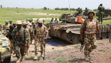 Nigerian Army Begins Nationwide Operation Today