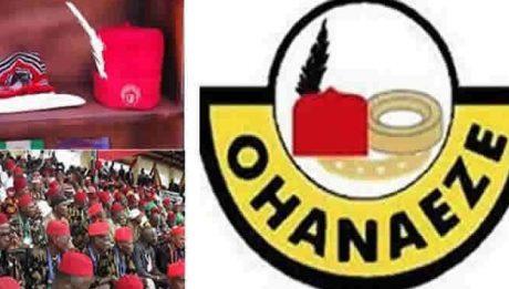 Ohanaeze Wants The Name Nigeria Changed