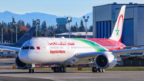 Royal Air Maroc aircraft attacked at Lagos airport
