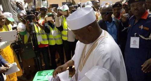 Sokoto election