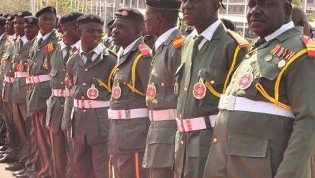 Military retirees