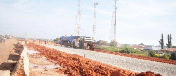 Kaduna-Kano road undergoes repair