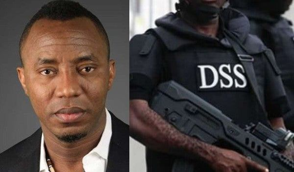 Sowore person of interest to DSS, says presidency