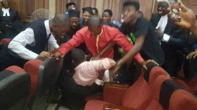 Sowore, DSS, court
