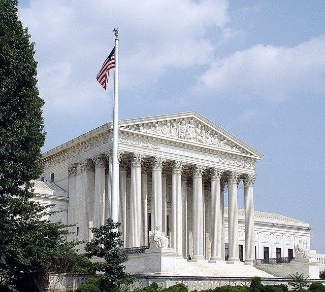 U.S. Supreme Court, death penalty