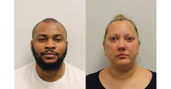 Nigerian man, lover jailed for hacking into over 700 bank accounts in Britain