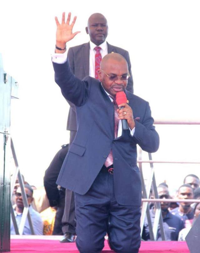 Gov Emmanuel, Akwa Ibom