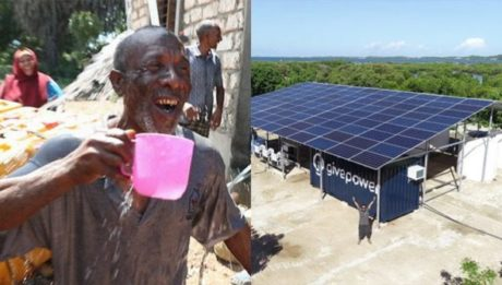 Kenya Installs the First Solar Plant