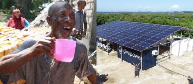 Kenya Installs the First Solar Plant