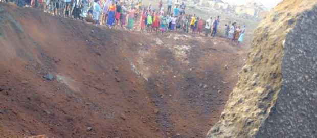 Explosion Rocks Akure, 100 Houses, School, Churches Destroyed