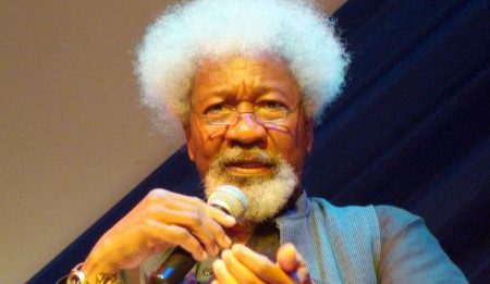 Soyinka, others disagree on lockdown of Lagos