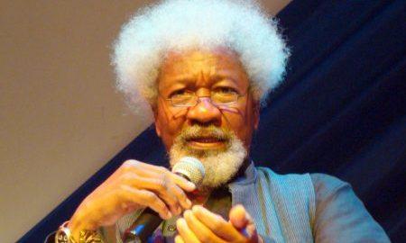 Soyinka, others disagree on lockdown of Lagos
