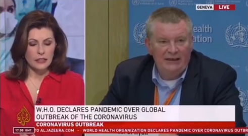 WHO cite Nigeria as the only country effectively tackling coronavirus-