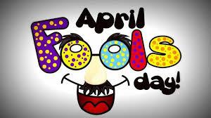 #AprilFoolDay