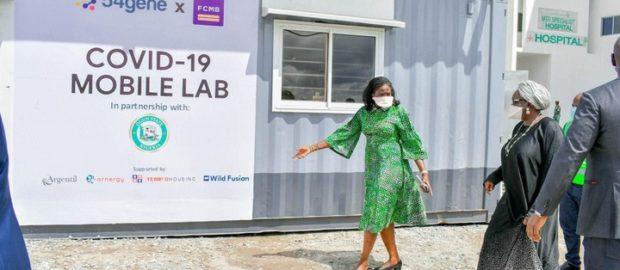 COVID-19 Mobile Laboratory