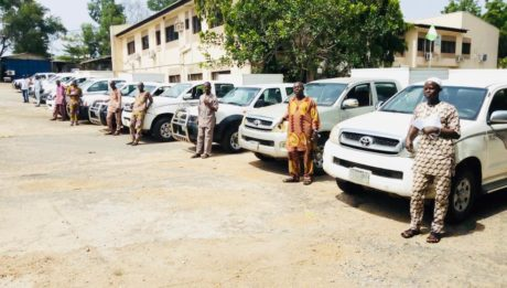 FG asks INEC for 100 pick-up vans to trace contacts