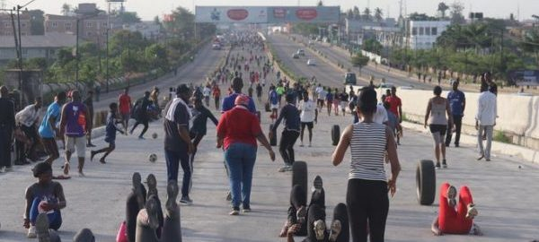 Lagos Joggers Must Be Quarantined For 14 Days