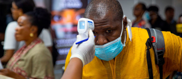 Lagos begins COVID-19 clinical trial