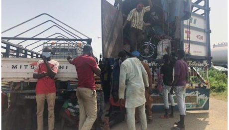 40 travellers en route Lagos State from Kano State have been intercepted in Niger