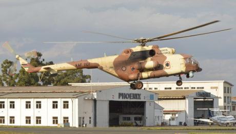 Kenyan Aircraft