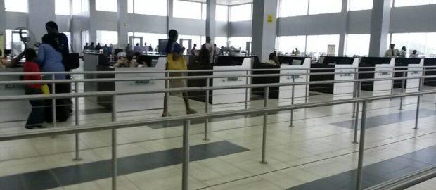 Lagos, Abuja, Port Harcourt, Kano Airports