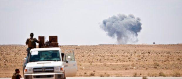 Military Airstrikes Kill 135 Bandits