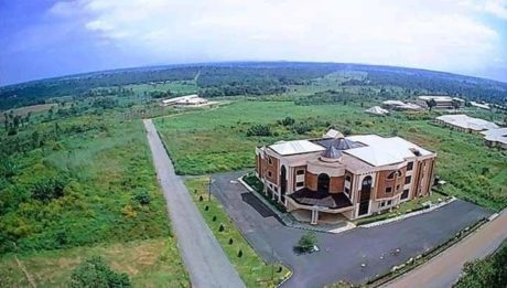 Drone Images Of Osun State University