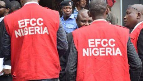 12 Economic and Financial Crimes Commission (EFCC) officials
