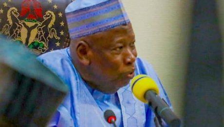 Abdullahi Umar Ganduje of Kano state