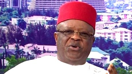 Umahi has tested positive for the novel coronavirus