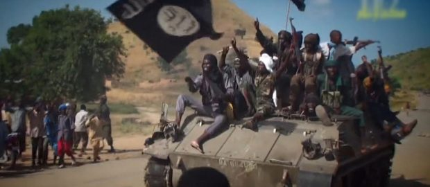 Boko Haram Fighters Are Scavengers