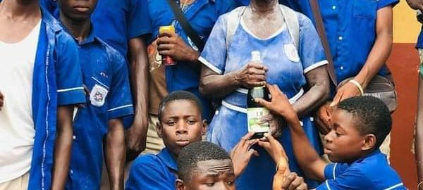 56-Year-Old Ghana Woman