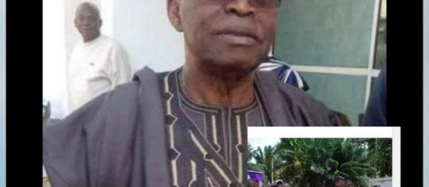 Senator Fidelis Okoro Burial