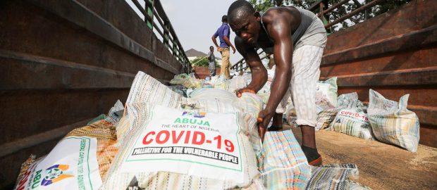 Benue COVID-19 Palliatives Sold In Kano Markets