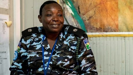 Catherine Ugorji Selected For UN Woman Police Officer Of The Year Award