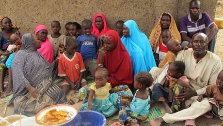 Extremely Poor Persons In Nigeria
