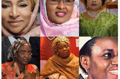 Meet Nigeria's First Ladies Since Independence