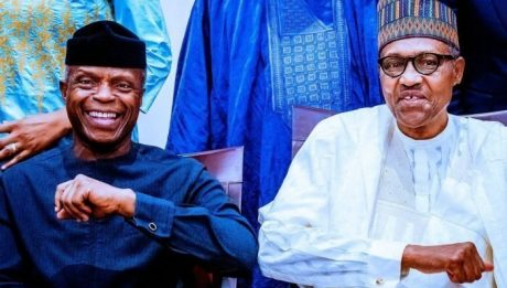 President Muhammadu Buhari and Vice President Yemi Osinbajo will spend N167,459,107