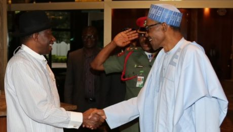 Buhari hails Goodluck Jonathan in birthday message