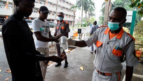 Nigeria's COVID-19 Cases Rise to 70,195