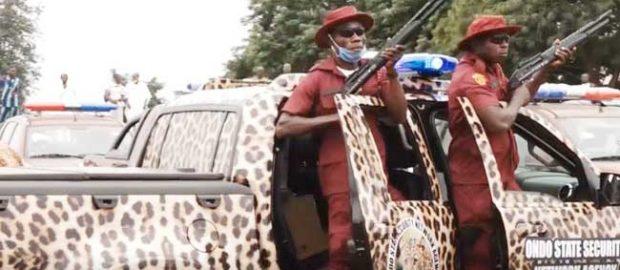 Amotekun Begins Arrest Of Underage Herdsmen In Ondo