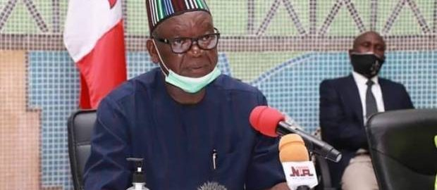 Ortom Tests Positive For COVID-19