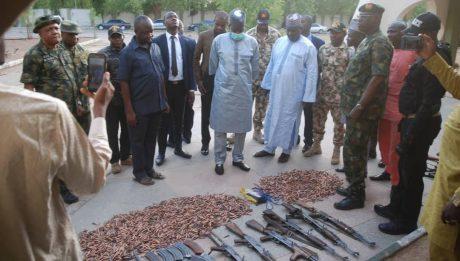 Zamfara Gives 'Repentant' Bandits Hilux Vehicles