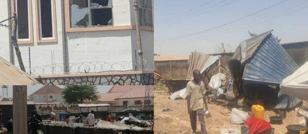 Ahmed Mohammed Ketso's Private Residence