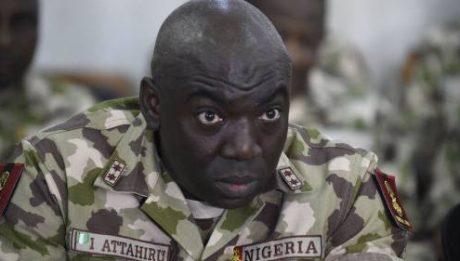 Army Chief Removes Buratai's Loyalist