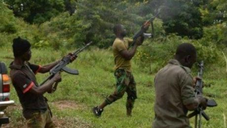 Bandits Attack Niger Secondary School