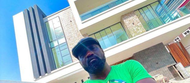 Jude Okoye New Mansion