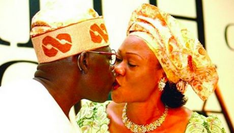 Tinubu Cannot Stand To See A Woman Cry
